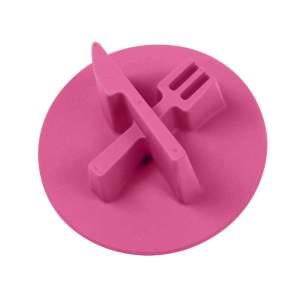 Freezack Anti-Schling Napfeinlage Utencils pink