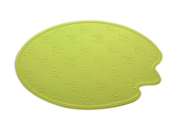 United Pets Napfunterlage Boss Mat bowl grün