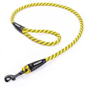 Freezack Hundeleine Rope neon gelb L (120cm) 12mm M (120cm) 8mm