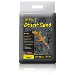 Exo Terra Desert Sand, schwarz (4.5kg)