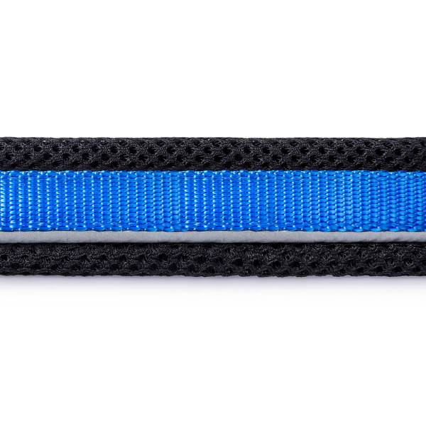 Freezack Hundegeschirr Nordic Basic Mini blau 2 (31-40cm) 15mm