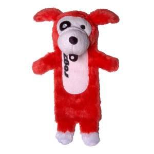 rogz Hundespielzeug Thinz rot L (32cm)|M (26cm)|S (20cm)