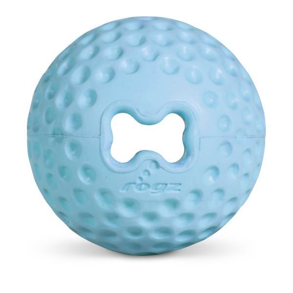 rogz Pupz Gumz Ball blue