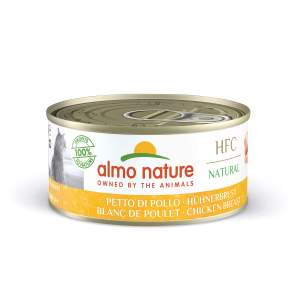 Almo HFC Natural Hühnerbrust (24x 150g)