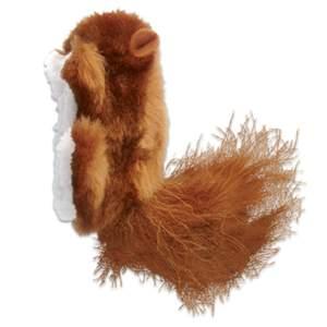 KONG Refillables Squirrel braun (7.5x10cm)