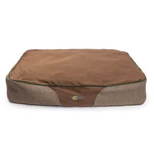 Beco Pets Hundebett Beco Mattress Bed braun L (70x90x15cm)|M (52x70x12cm)|XL (90x110x20cm)