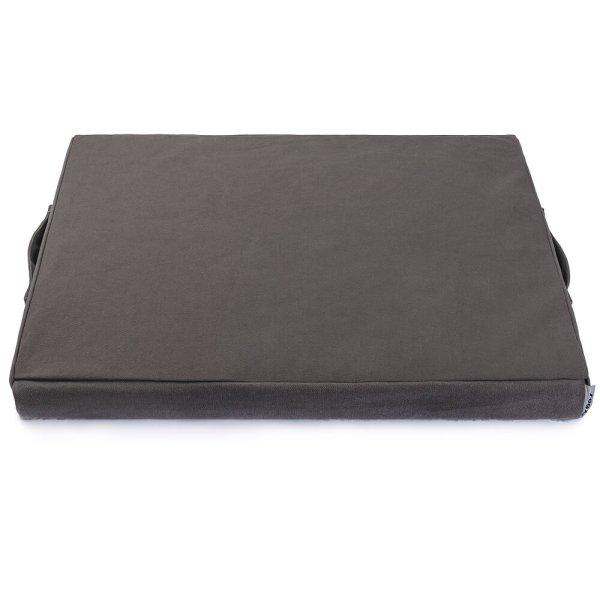 Hundematratze Flat Lounge Pod grau L (107x72x10cm)|M (83x56x8cm)|S (69x48x6.5cm)