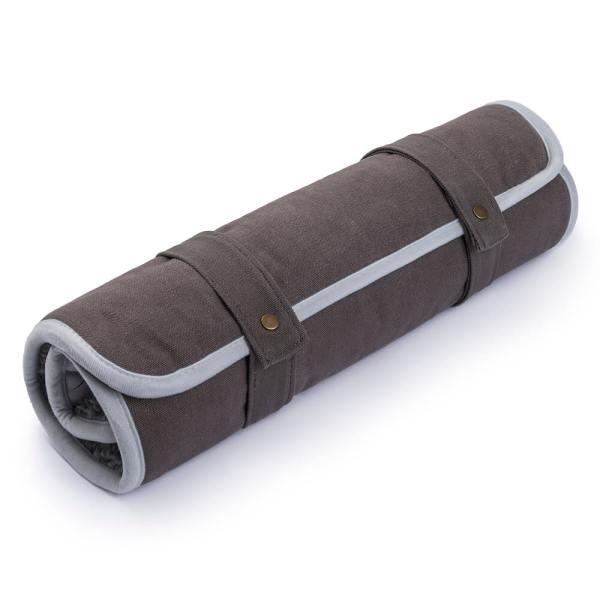 rogz Hundedecke Lounge Mat grau L (107x72x3.5cm) M (83x56x2.5cm) S (69x48x2cm)