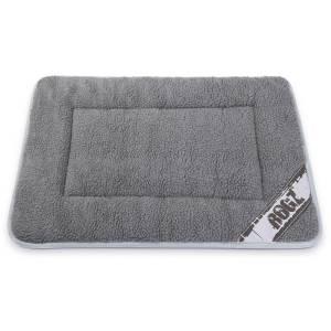 rogz Hundedecke Lounge Mat grau L (107x72x3.5cm)|M (83x56x2.5cm)|S (69x48x2cm)