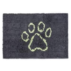Dog Gone Smart Hundematte Dirty Dog Doormat Cool Grey 60x40cm|80x50cm|90x66cm