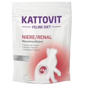 Kattovit Feline Diet Niere Renal (1.25Kg)