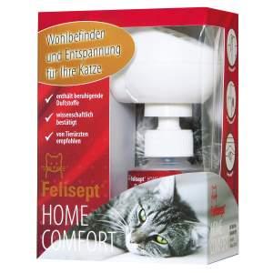Felisept Home Comfort Set Raumdiffuser für Katzen (30ml)