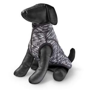 rogz Hundemantel Comfyskin grau meliert 22cm|25cm|28cm|32cm|36cm|40cm