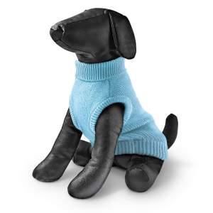 rogz Hundepullover hellblau 20cm|22cm|25cm|28cm|32cm|36cm|40cm