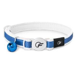 Freezack Katzenhalsband Uni Reflective blau (B)
