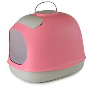 United Pets Katzentoilette Minu pink