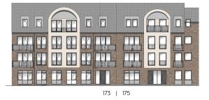 Wohnungen 13-20
