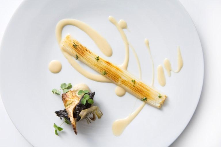 Calamar Bagna Cauda / Squid Bagna Cauda. Photo: Eduardo Torres