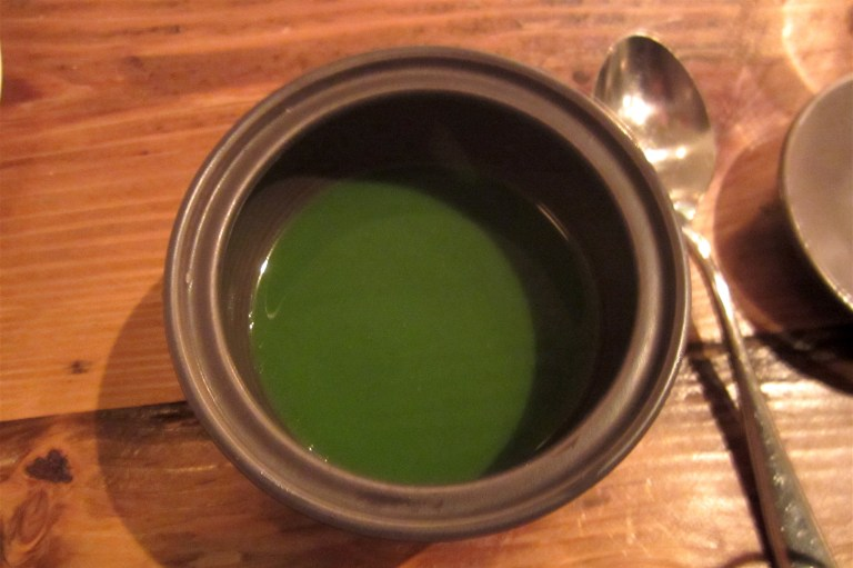 Spring Herb Broth