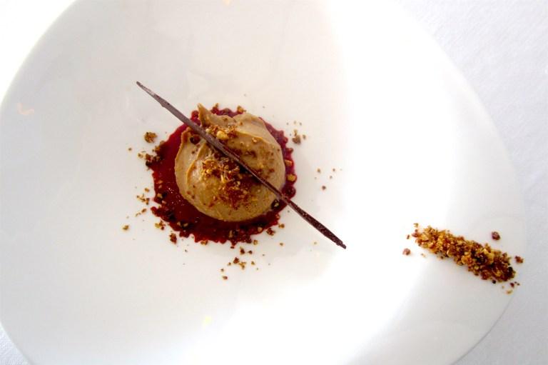 Raspberry, chocolate and hazelnuts – Stefania Di Pasquo, Locanda Mammì (Isernia) **+