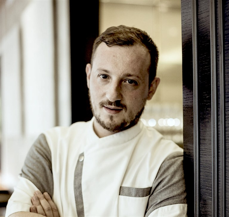 Chef Ivan Simeoli