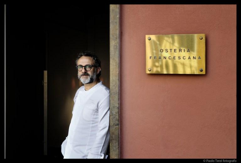 Massimo Bottura. Photo: Paolo Terzi