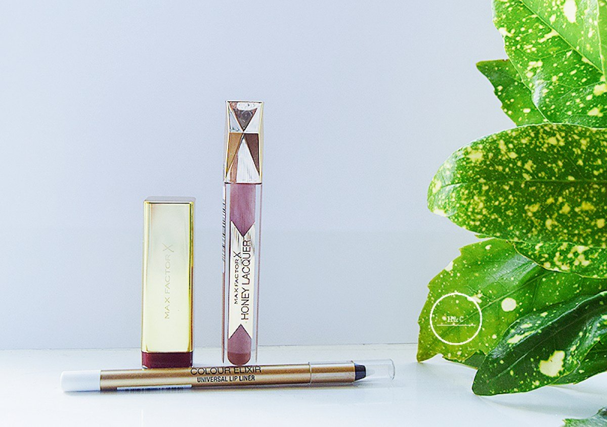MAX FACTOR| Summer Beauty products| Colour Elixir Lipstick, Honey Lacquer, Universal Lipstick Liner Review