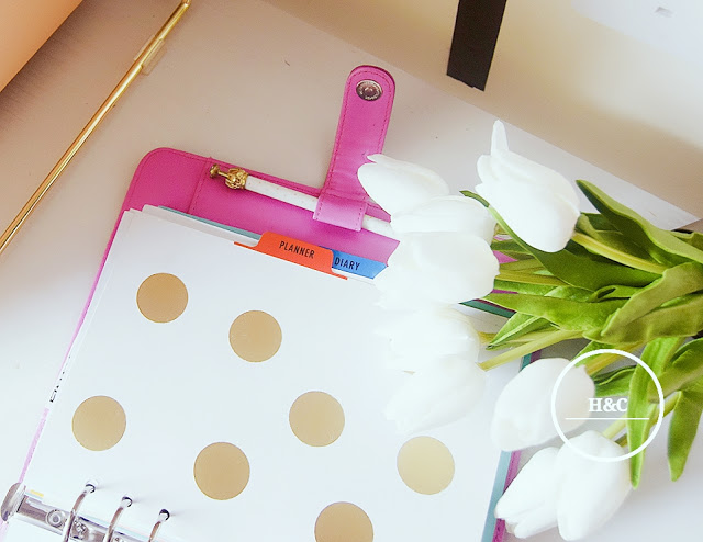 organisingyour life with planners