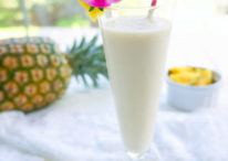 Healthy Almond Colada Smoothie