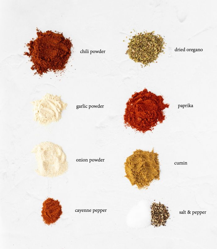Healthy Homemade Taco Seasoning