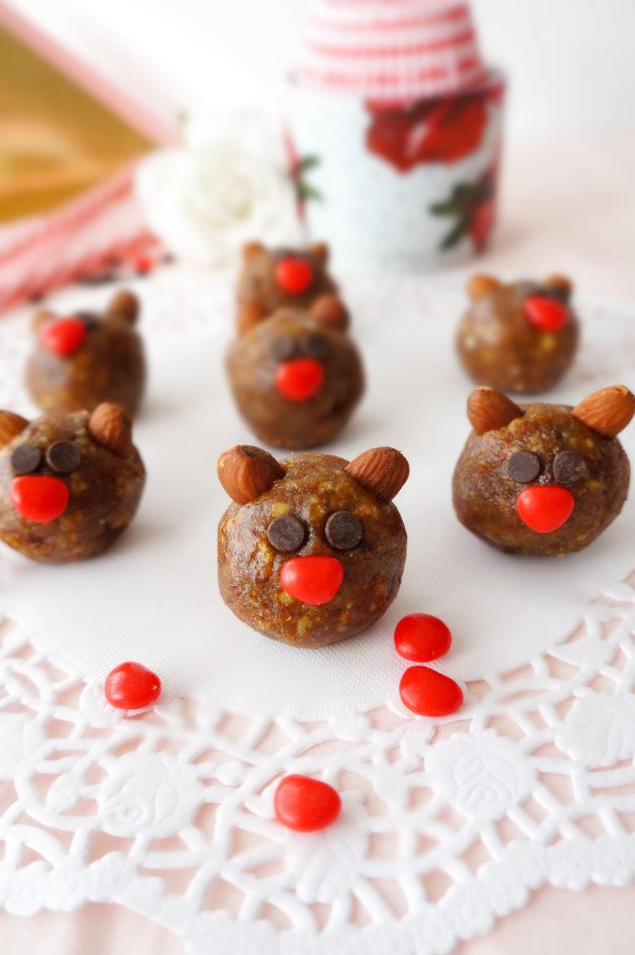 Valentine's Day Energy Ball Bears