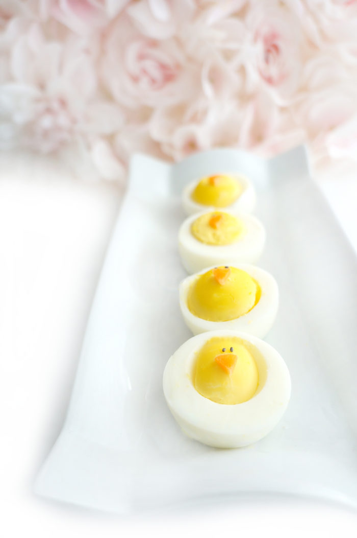Hard-Boiled Egg Chicks