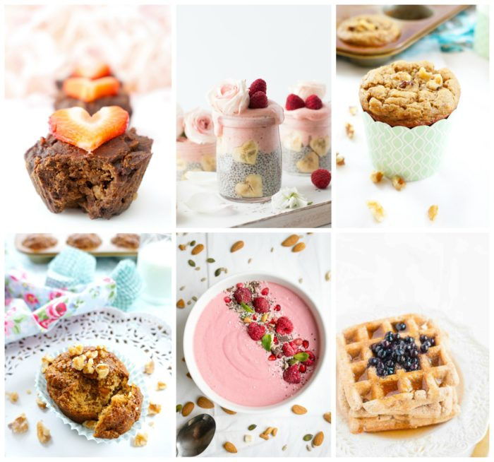15 Seriously Tasty & Healthy Mother's Day Brunch Ideas
