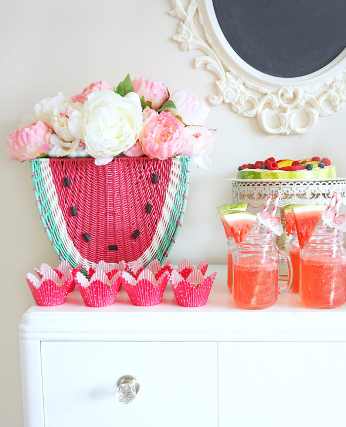 Watermelon-Themed Party