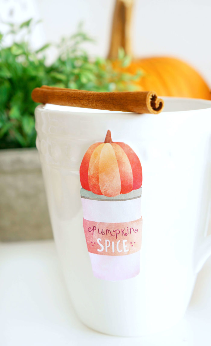 Fall Party Ideas: Pumpkin Spice Party