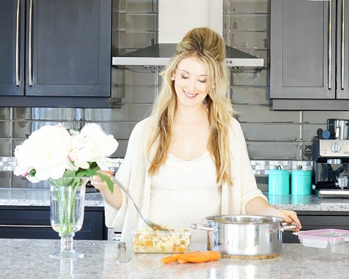 10 Secrets for Successfully Preparing Freezer Meals Before Giving Birth