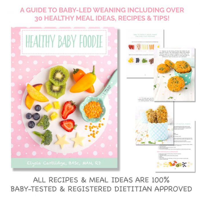 Baby-led weaning meal ideas, recipes and tips
