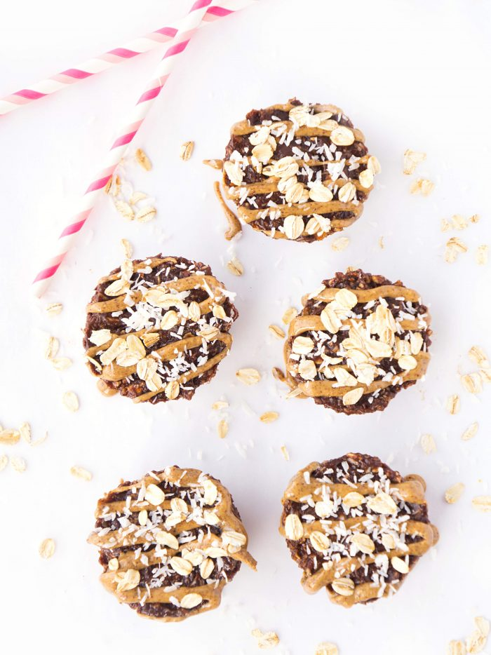 Chocolate Almond Butter Protein Cups