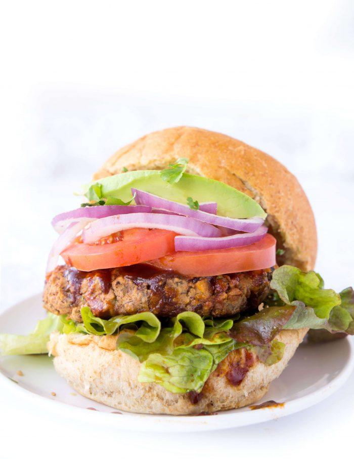 Best Bean & Veggie Burgers