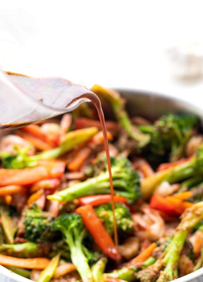 Healthy Stir Fry Sauce
