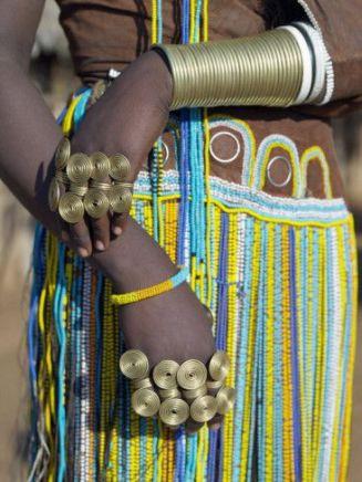 Datoga Woman Tanzania