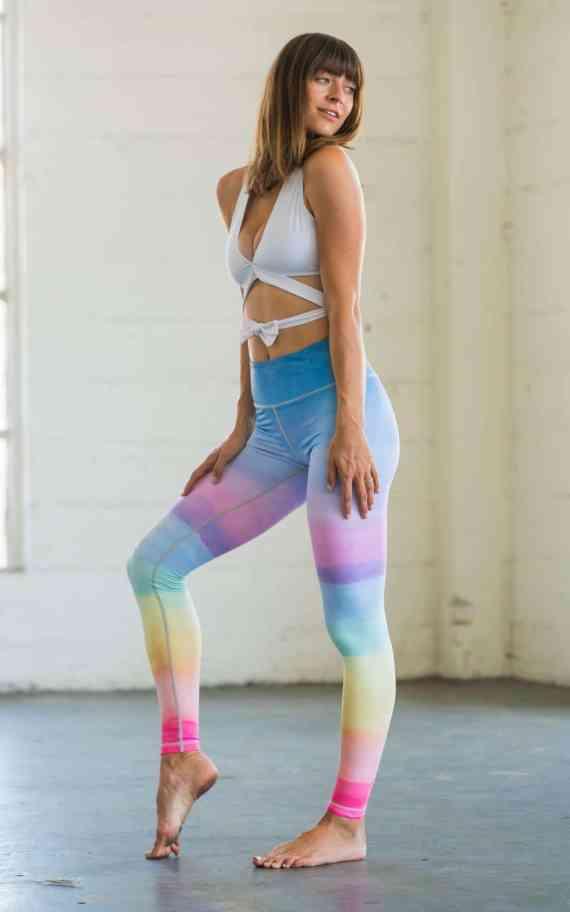 Color Palette Flexi Tights