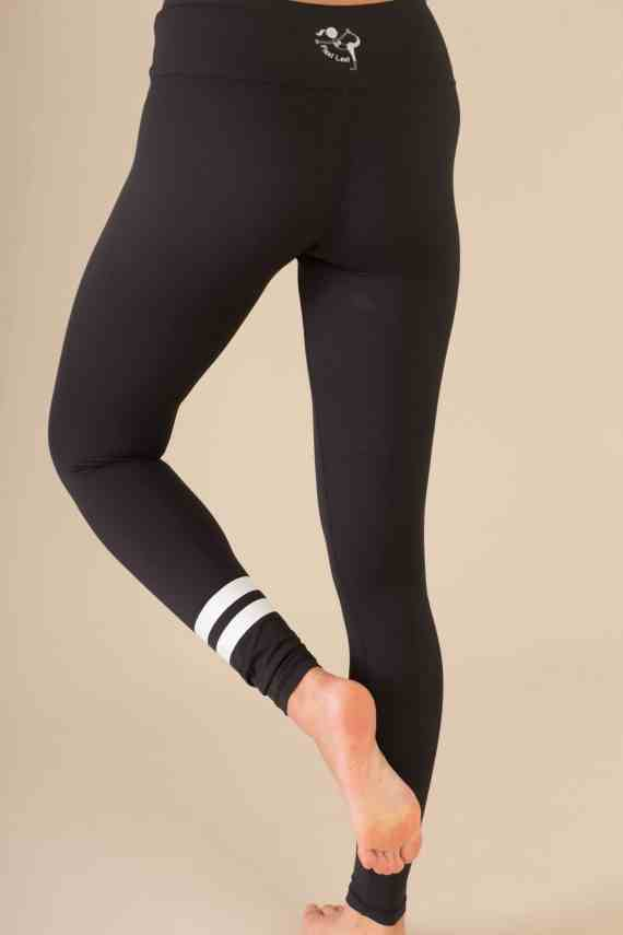 Black High Waisted Tights