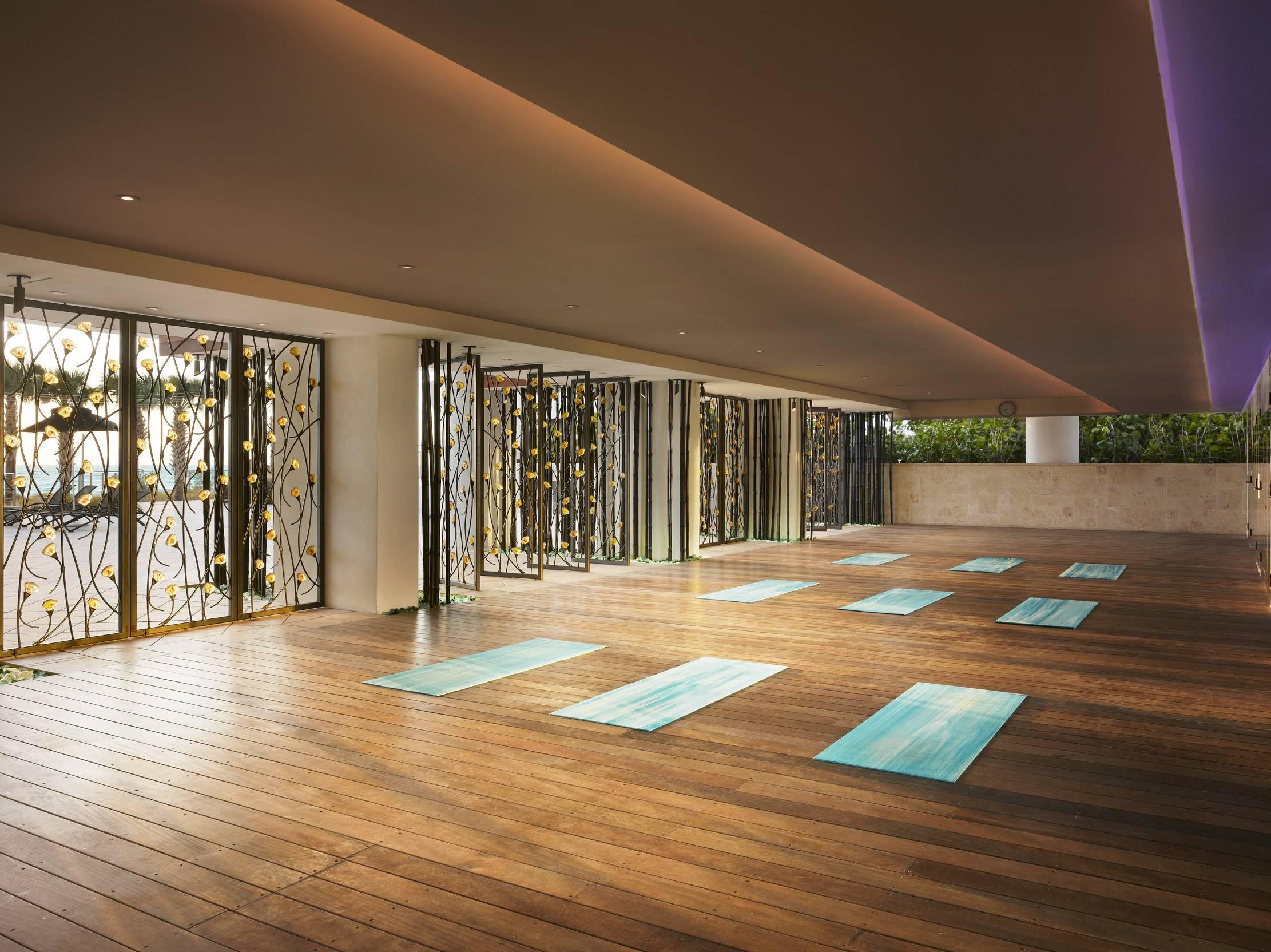 Beautiful Yoga Studios On Pinterest