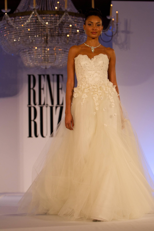 Rene Ruiz Wedding Gowns