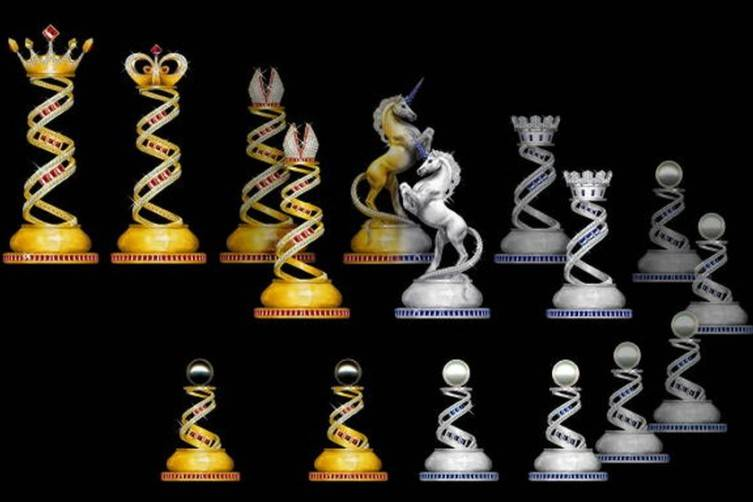 Most Expensive Chess Pieces