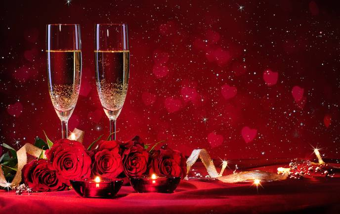 9 Bubbly Wines To Make You Sparkle This Valentines Day
