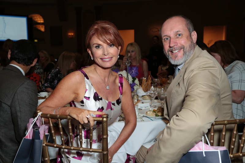 Roma Downey e Peter Copping