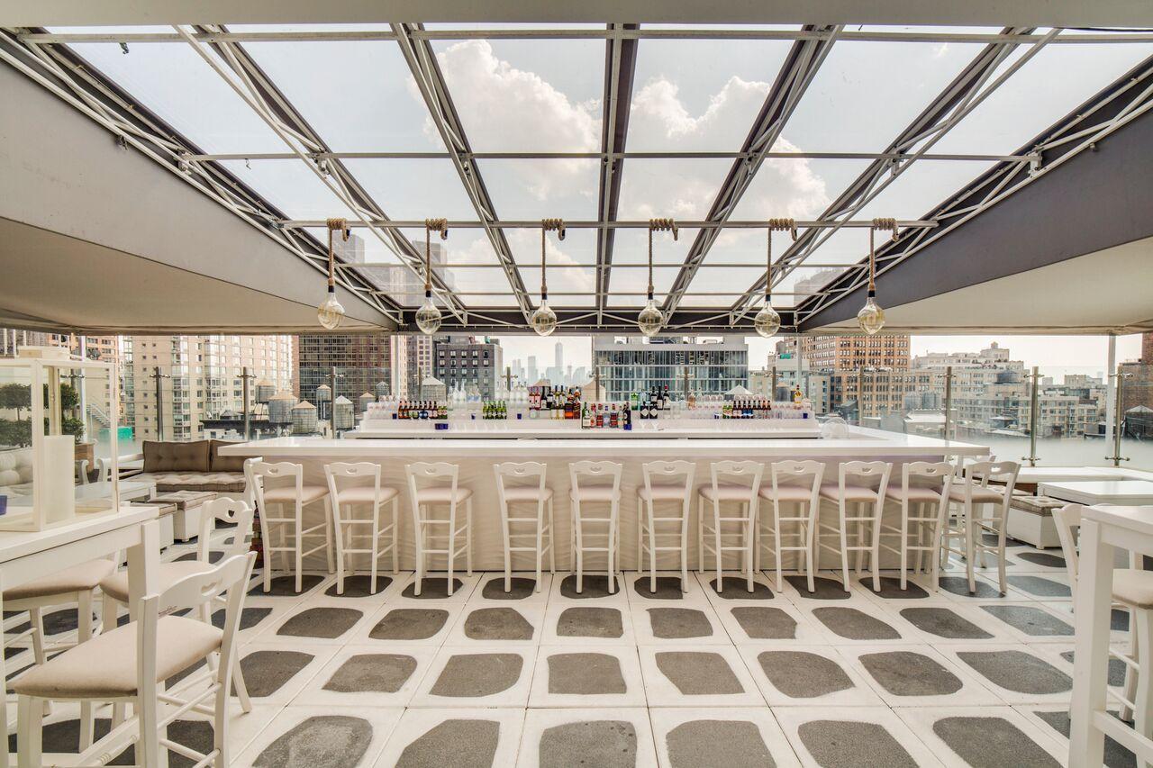Greek Restaurant Design Interior