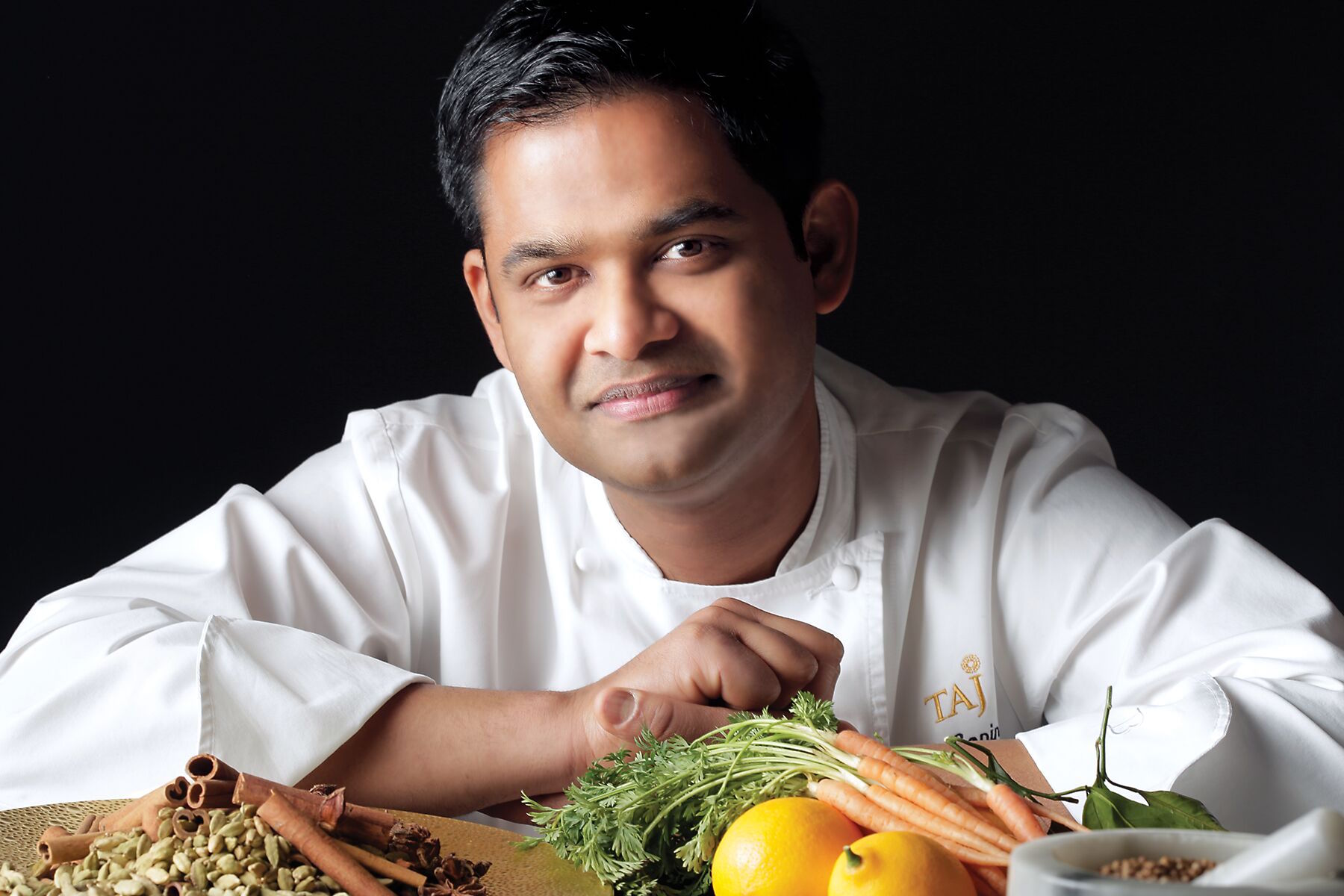 A Day In The Life Of Campton Places Chef Srijith Gopinathan